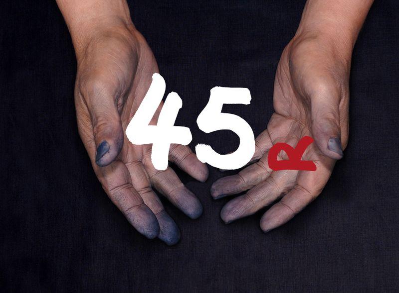 45rpm Hands